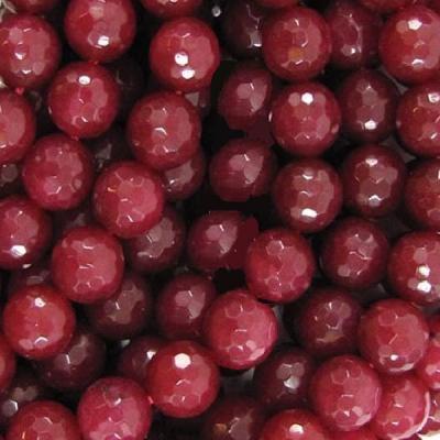Rub 602d lot 20 perles rubis 10mm facettees achat vente loisirs creatifs