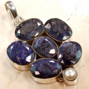 Rub186a bijou pendentif saphir achat vente