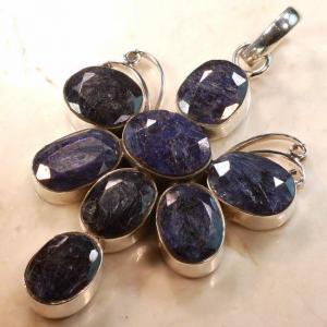 Rub189b bijou pendentif saphir achat vente