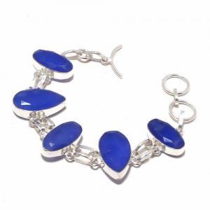 Sa 0400d bracelet saphir 15x20mm 21gr achat vente bijou ethnique argent 925