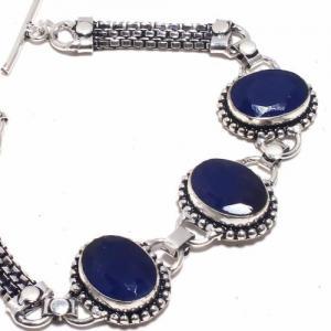 Sa 9391b bracelet 3 saphir bleu 23gr achat vente bijou ethnique argent 925