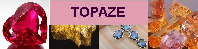 Bijoux en argent 925 avec pierre TOPAZE - achat et  vente - bagues, colliers, bracelets, parures, boucles oreilles, pendentifs,