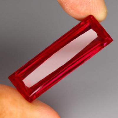 Tpz 281a topaze rouge pierre naturelle lithotherapie gemme achat vente bijou argent 925