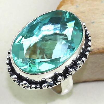 Tpz 359a bague t60 chevaliere topaze bleue suisse bijoux argent 925 vente achat