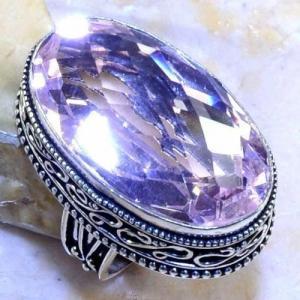Tpz 495b bague t56 chevaliere medievale topaze rose pink bijoux argent 925 vente achat
