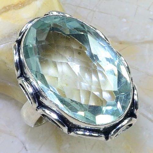 Tpz 541b bague t63 chevaliere medievale topaze blanche bijoux argent 925 vente achat