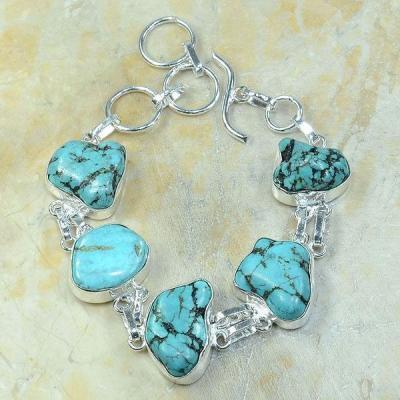 Tqa 072a bracelet turquoise achat vente bijou argent 925 1