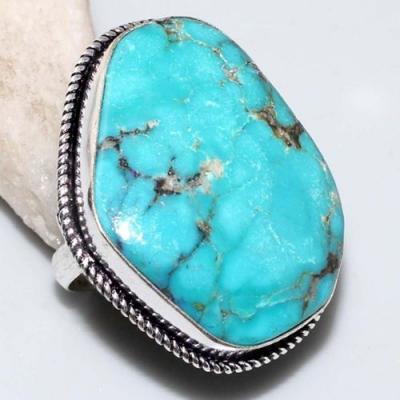 Tqa 166a bague chevaliere t54 25x32mm turquoise achat vente bijou argent 925