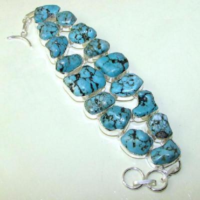 Tur 029a bracelet turquoise achat vente bijou argent 925